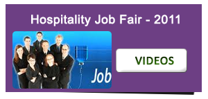 Hospitality Job Fair 2011 Video