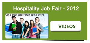 Hospitality Job Fair 2012 Video