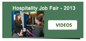 Hospitality Job Fair 2013 Video