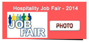 Hospitality Job Fair 2014 Photo