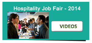 Hospitality Job Fair 2014 Video
