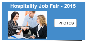 Hospitality Job Fair 2015 Photo