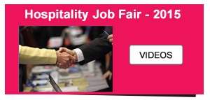 Hospitality Job Fair 2015 Video