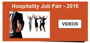 Hospitality Job Fair 2016 Video