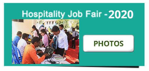 Hospitality Job Fair 2020 photos