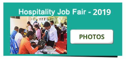 Hospitality Job Fair 2019 photos
