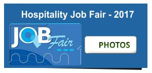 Hospitality Job Fair 2017 photos