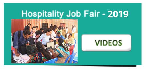 Hospitality Job Fair 2019 videos